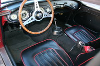 Picture of 1962 Austin-Healey 3000, interior