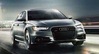 2015 Audi A6, Front-quarter view, exterior, manufacturer