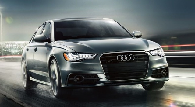 2015 Audi A6, Front-quarter view, exterior, manufacturer, gallery_worthy