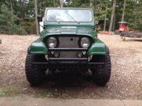 1978 Jeep CJ7 Picture Gallery