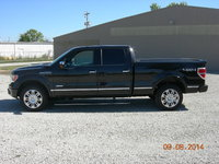 Picture of 2012 Ford F-150 Platinum SuperCrew 4WD, exterior