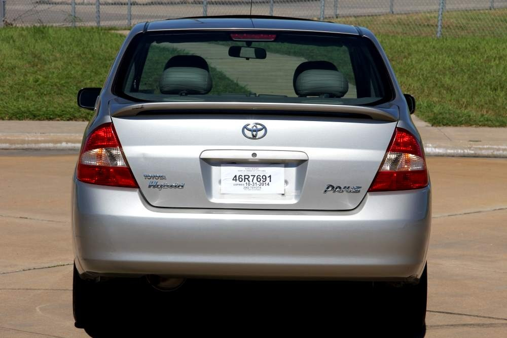 Picture of 2002 Toyota Prius Base