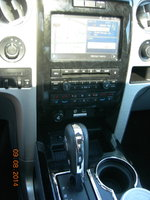 Picture of 2012 Ford F-150 Platinum SuperCrew 4WD, interior