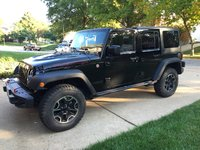 Picture of 2014 Jeep Wrangler Unlimited Rubicon X, exterior