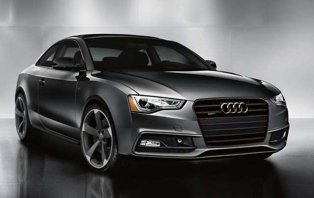 2015 Audi A5, Front-quarter view, exterior, manufacturer, gallery_worthy