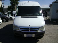 Picture of 2006 Dodge Sprinter Cargo 3500 High Roof 140 WB 3dr Ext Van DRW, exterior, gallery_worthy