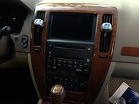 Picture of 2005 Cadillac STS V8, interior