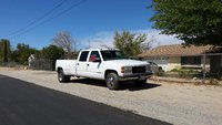 Picture of 2000 GMC Sierra Classic 3500 Crew Cab Long Bed 2WD, exterior