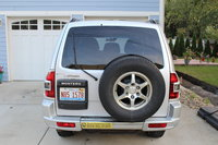 Picture of 2002 Mitsubishi Montero Limited 4WD, exterior