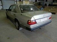 1992 Mercedes-Benz 400-Class Overview