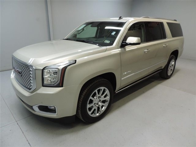 new 2015 gmc yukon xl for sale cargurus. Black Bedroom Furniture Sets. Home Design Ideas