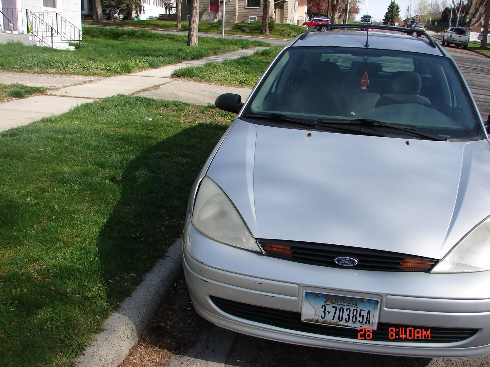 Ford Focus Questions - Got a 2001 Ford Focus SE Station Wagon that will not  take fuel - CarGurus