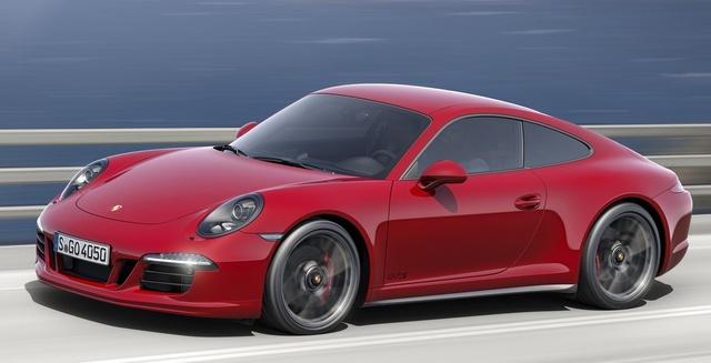 2015 Porsche 911, Front-quarter view, manufacturer, gallery_worthy