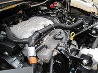 Picture of 2005 Pontiac Montana 1SA, engine