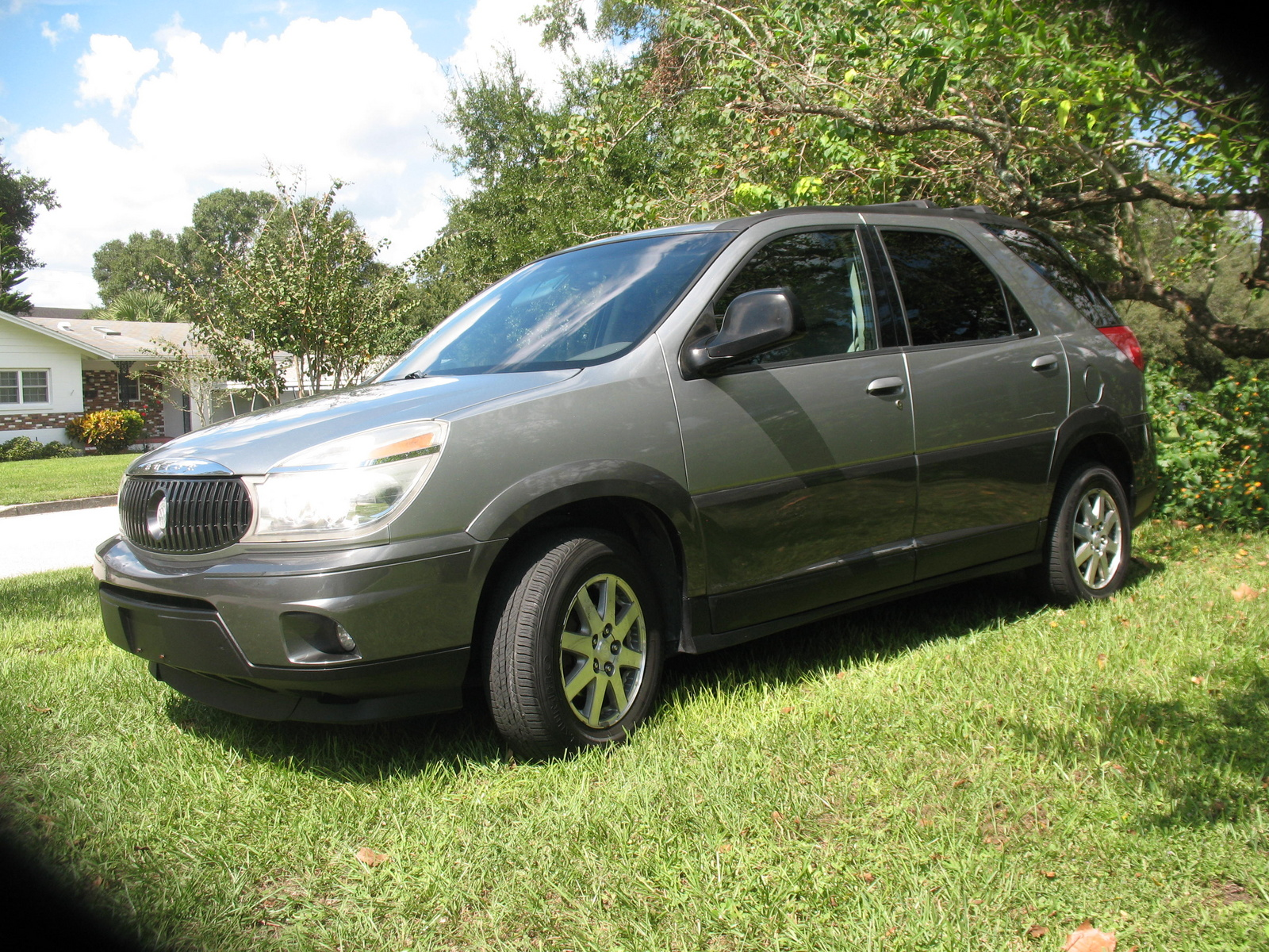 Picture of 2004 Buick Rendezvous CX