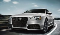 2015 Audi RS 5, Front-quarter view, exterior, manufacturer, gallery_worthy