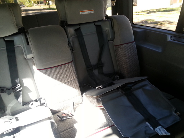 Picture of 1995 Ford Aerostar 3 Dr XLT Passenger Van Extended, interior, gallery_worthy