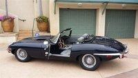 1971 Jaguar E-Type Overview