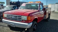 Picture of 1990 Ford F-350 2 Dr XLT Lariat Extended Cab LB, exterior