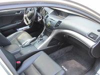 Picture of 2009 Acura TSX Sedan, interior