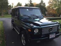 Picture of 2003 Mercedes-Benz G-Class 4 Dr G500 4WD SUV, exterior