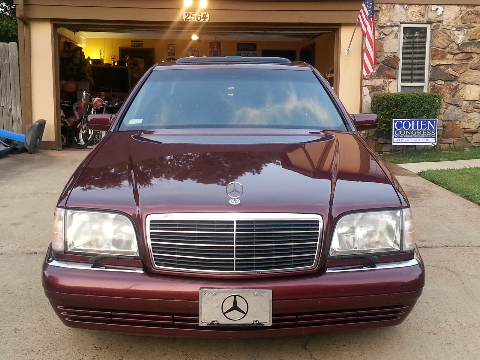 Used mercedes benz s class for sale memphis tn cargurus for Memphis mercedes benz