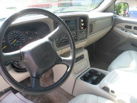 Picture of 2001 GMC Yukon SLT 4WD, interior, gallery_worthy