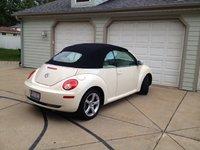 Picture of 2009 Volkswagen Beetle S Convertible, exterior