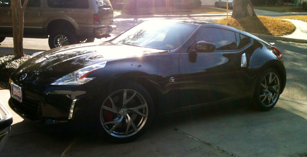 Picture of 2014 Nissan 370Z Base