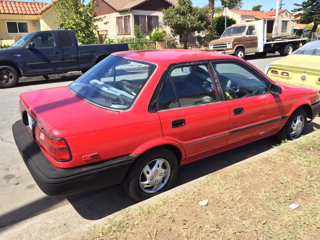 Picture of 1991 Toyota Corolla