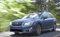 2015 Subaru Impreza, Front-quarter view, exterior, manufacturer, gallery_worthy