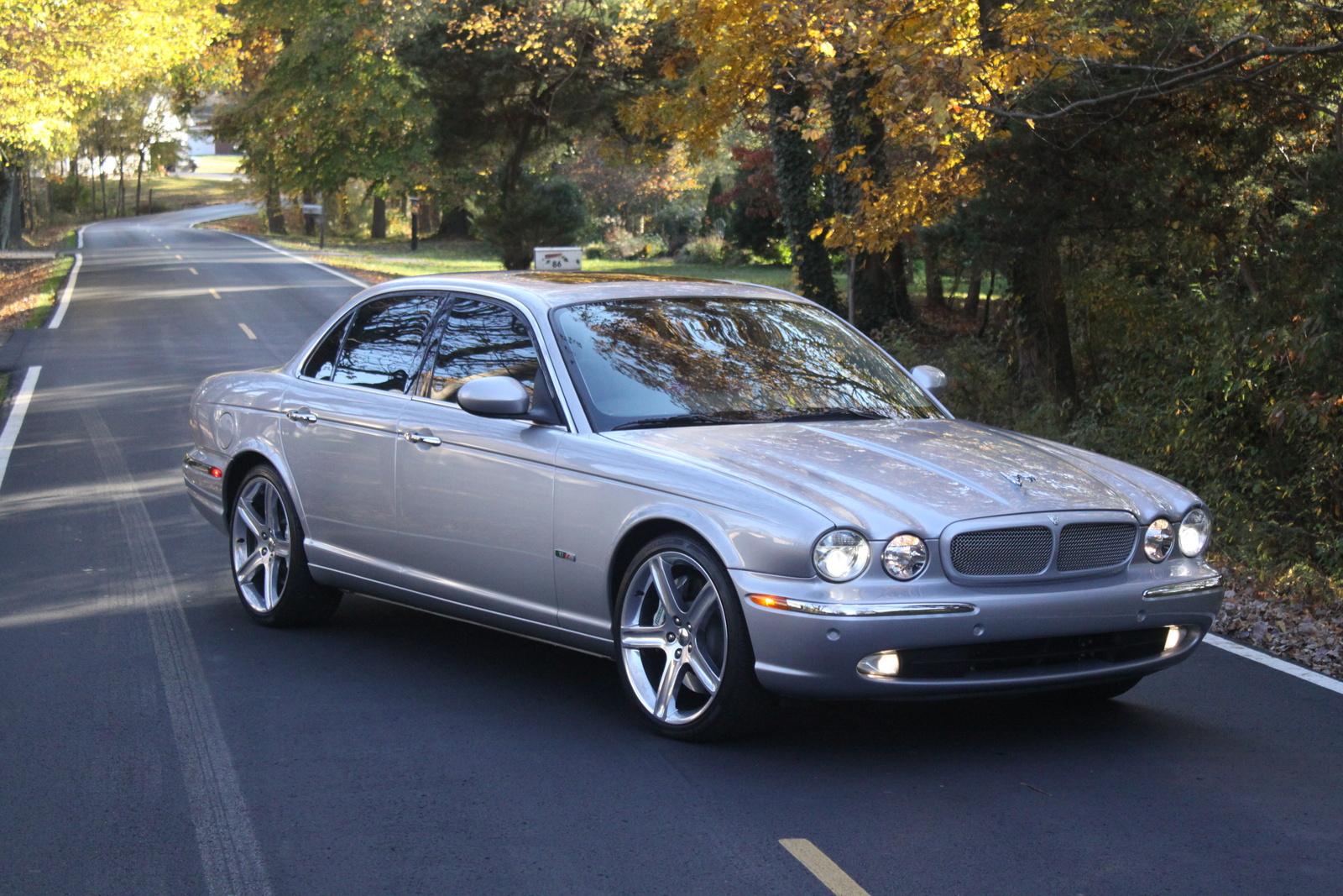 2005 Jaguar Xjr Overview Cargurus