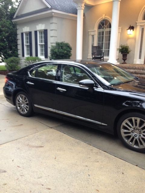 Picture of 2014 Lexus LS 460 Base