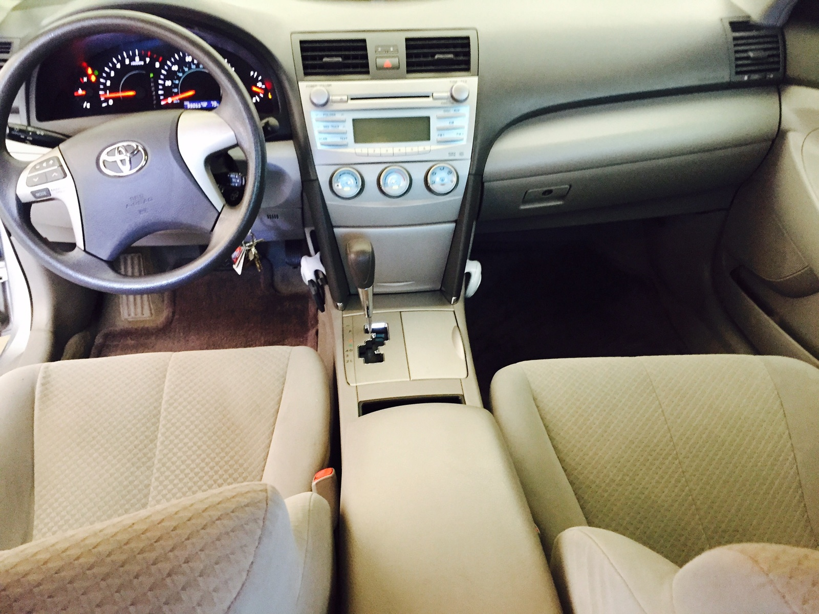 Picture Of 2007 Toyota Camry Le Interior
