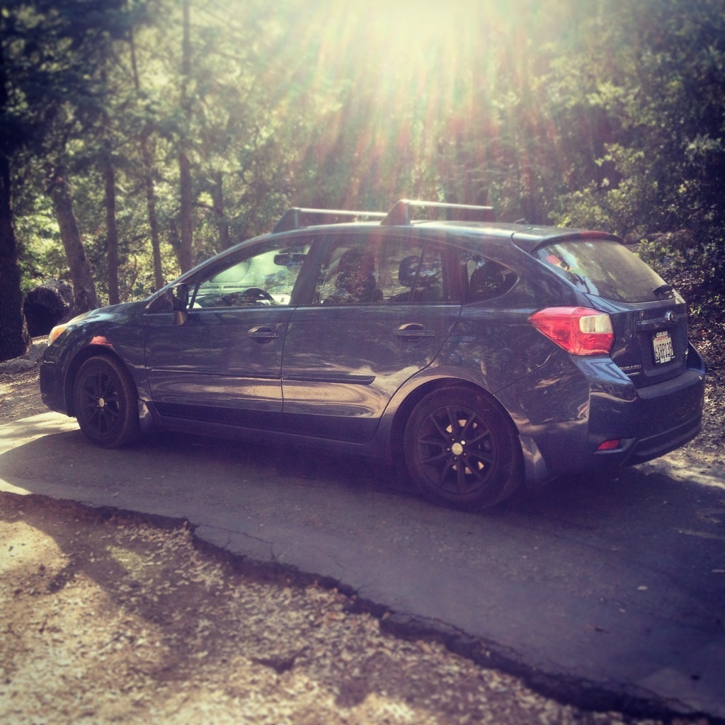 Subaru Impreza Questions - Can I use spacers to make my car sit ...
