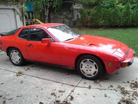 Picture of 1982 Porsche 924 Turbo Hatchback, exterior, gallery_worthy