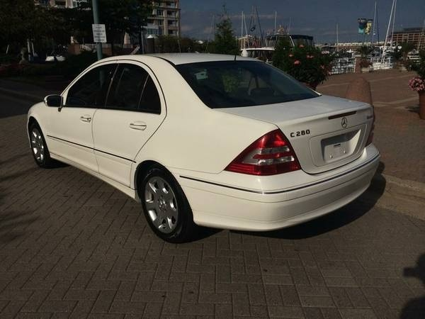 Picture of 2006 mercedes benz c class c280 4matic luxury for Mercedes benz c280 4matic 2006