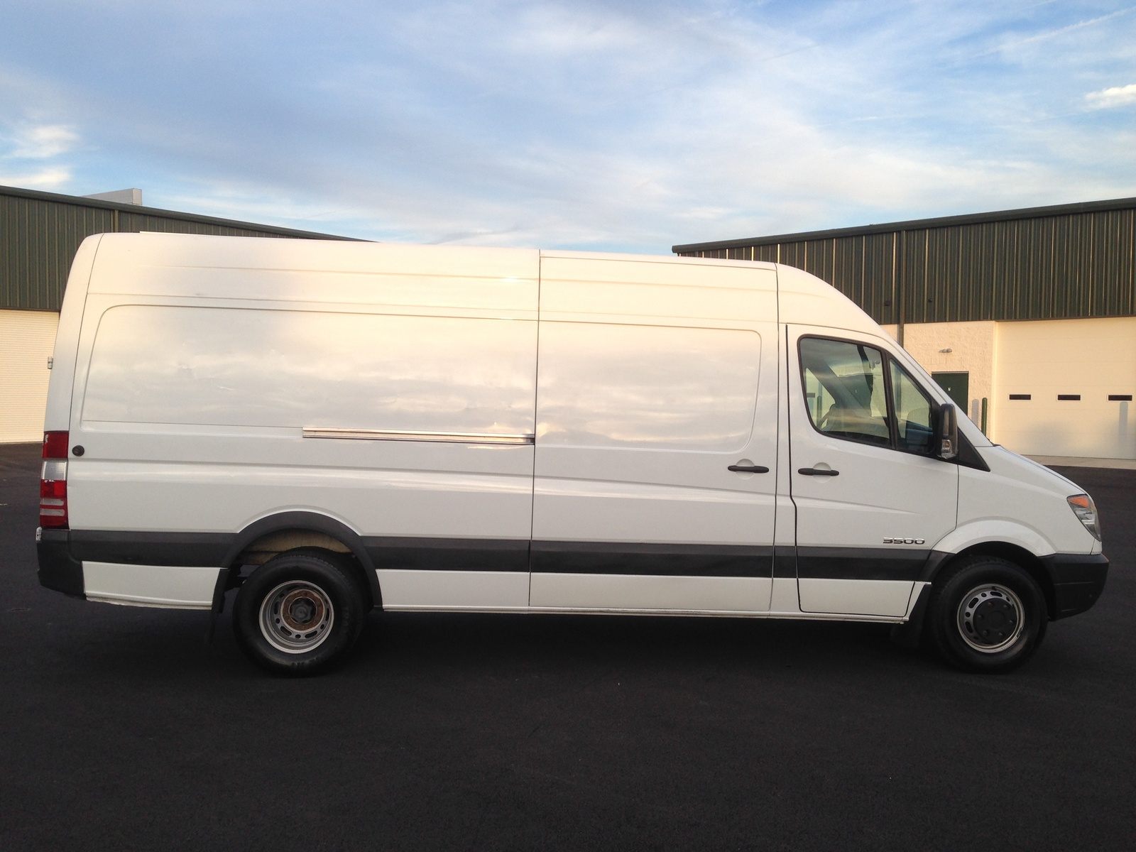 Picture of 2007 Dodge Sprinter Cargo 3500 170WB