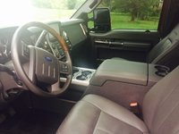 Picture of 2013 Ford F-350 Super Duty Platinum Crew Cab 8ft Bed 4WD, interior