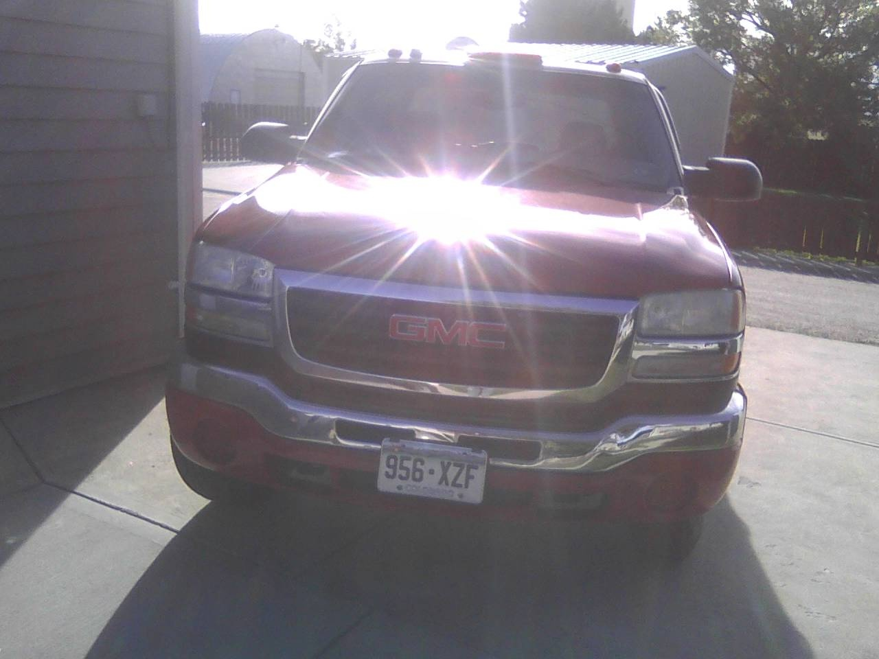 Picture of 2004 GMC Sierra 3500 4 Dr SLE 4WD Crew Cab LB