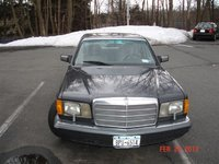 Picture of 1991 Mercedes-Benz 300-Class 4 Dr 300SE Sedan, exterior, gallery_worthy