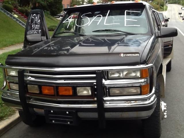 Picture of 1995 Chevrolet C/K 3500 Crew Cab 4WD, exterior