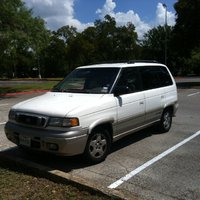 Picture of 1998 Mazda MPV 4 Dr LX Passenger Van, exterior