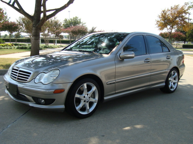 Picture of 2007 mercedes benz c class c230 sport exterior for 2007 mercedes benz c class c230