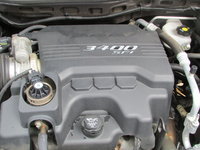 Picture of 2008 Chevrolet Equinox LS, engine