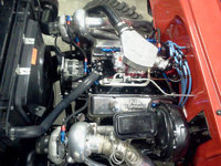 Picture of 1986 Chevrolet Blazer 2-Door 4WD, engine, gallery_worthy