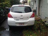 Picture of 2009 Nissan Versa SL Hatchback, exterior