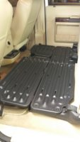Picture of 2010 Ford F-250 Super Duty Lariat Crew Cab 4WD, interior