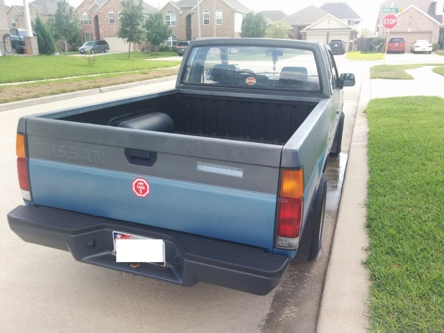 Sunny King Ford >> 1988 Nissan Pickup - Pictures - CarGurus