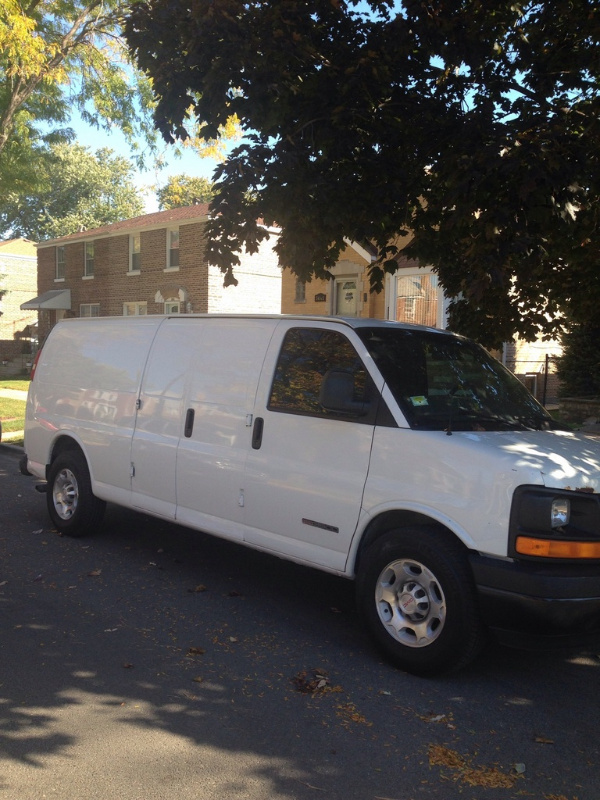 Picture of 2003 GMC Savana 3500 Extended